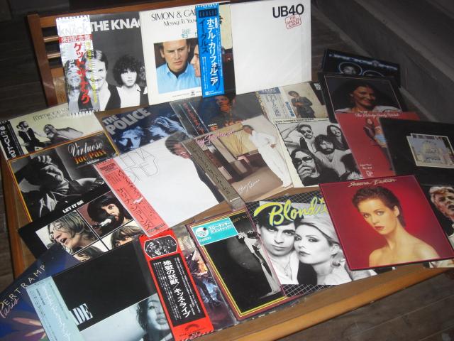 レコード 007